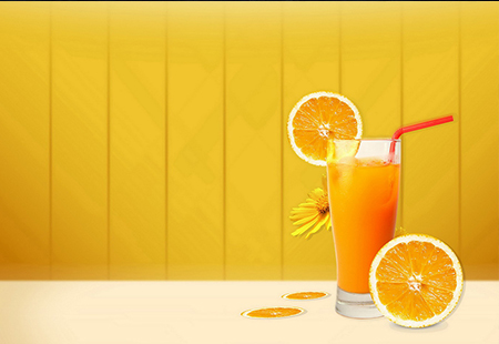 果汁饮品摄影