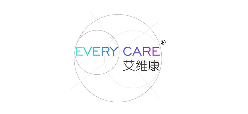 艾维康logo设计