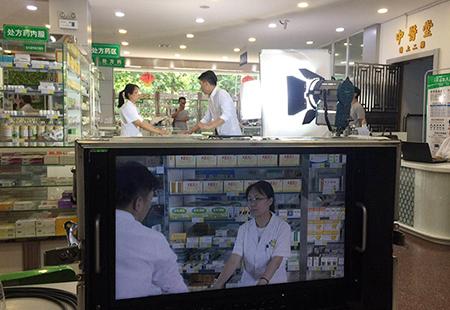 合肥大药房宣传片拍摄